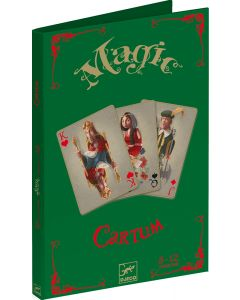 Djeco Magic Card Trick - Cartum