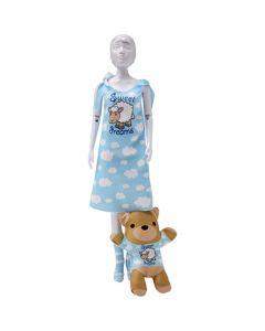 Sleepy Sweetdreams - Dress Your Doll