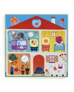 Djeco Puzzle Swapy - SAVE 20%