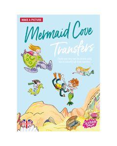 Scribble Down Mermaid Cove Transfers