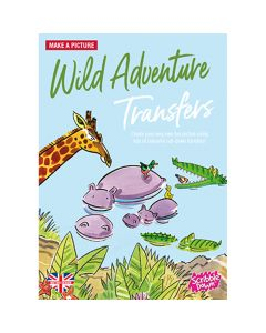 Scribble Down Wild Adventures Transfers