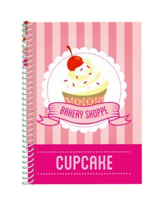 Sketch & Sniff - Strawberry A5 Notepad