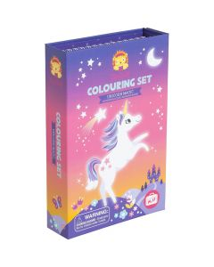 Colouring Set - Unicorn Magic