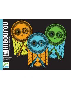 Djeco Card Games - Hiboufou - SAVE 25%