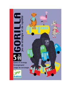 Djeco Card Games - Gorilla