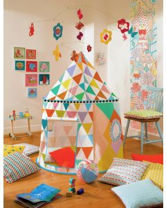 Djeco Indoor Play Tent - Cabane Tinou
