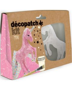 Decopatch Mini Kit - Unicorn