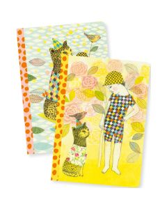 Elodie Little Notebooks - Djeco Stationery