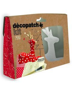 Decopatch Mini Kit - Reindeer