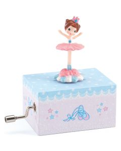 Djeco Musical Boxes - Ballerina on Stage - SAVE 25%