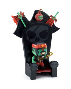 Djeco Arty Toys - Kyle and Ze Throne