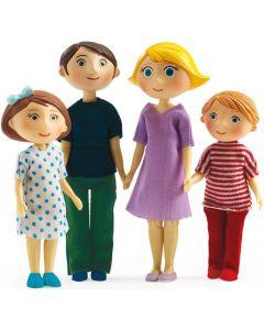 Djeco Petit Home - Family Gaspard & Romy