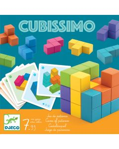 Djeco - Cubissimo - A Game of Patience