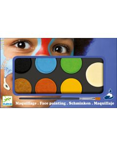 Face Painting 6 colours - 3 sets to choose from