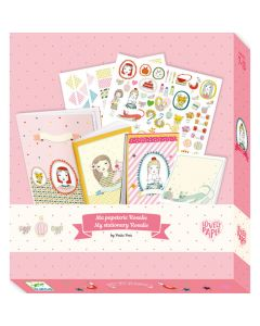 My Stationery Rosalie by Djeco
