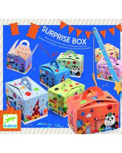 Djeco Party Gift Boxes - Surprise Box