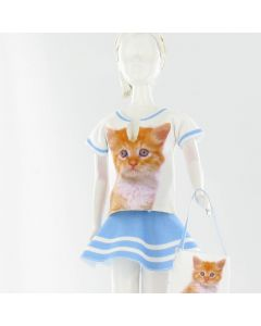 Dress Your Doll Tiny Cat