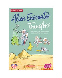 Scribble Down Alien Encounter Transfer
