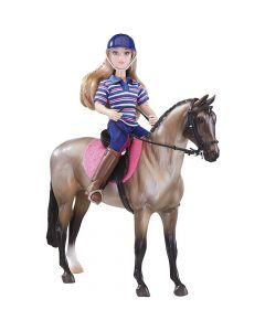 Breyer - English Horse and Rider