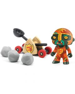 Djeco Arty Toys  -  Baldy and Big Paf