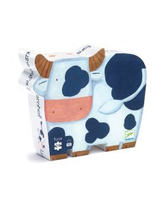 Djeco Puzzle - The Cows on the Farm