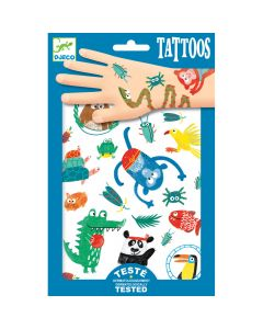 Djeco Tattoos Snouts