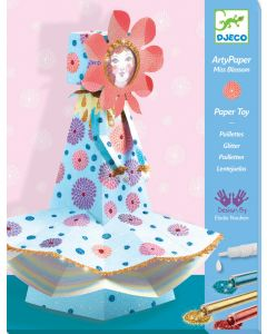 Djeco Arty Paper - Miss Blossom - SAVE 20%