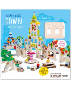 Brikkon Town - Lego Supports - save 40%