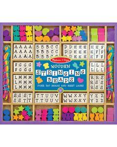 Alphabet Stringing Beads