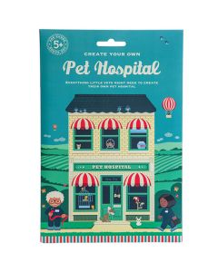 Make your Own Pet Hospital - Clockwork Soldier