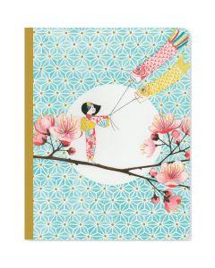 Misa Notebook - Djeco Stationery