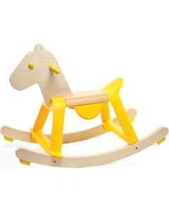 Djeco Rocking Horse - Yellow Rock'it - SAVE 25%