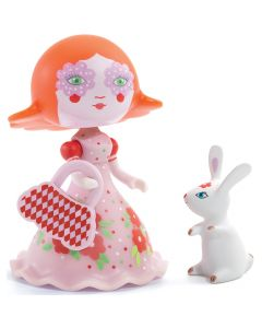 Djeco Arty Toys - Elodia and White