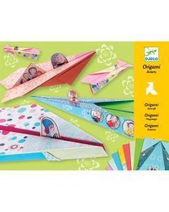Djeco Origami Planes - Pretty Paper Planes