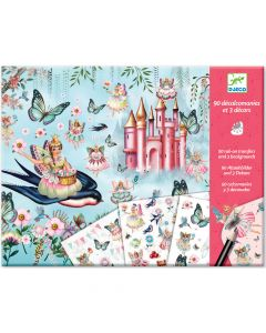 Fairy Transfers - In Fairyland Decals by Djeco