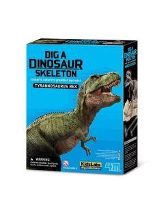 4M Dig a Dinosaur Skeleton - Tyrannosaurus Rex 00-03221
