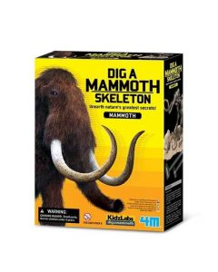 4M Dig a Mammoth Skeleton - Mammoth 00-03236