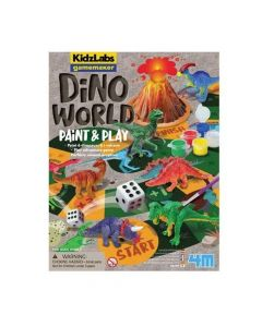 4M Dino World Paint & Play 00-03400