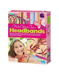 4M KidzMaker Make Your Own Headbands