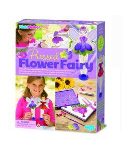 4M KidzMaker Pressed Flower Fairy