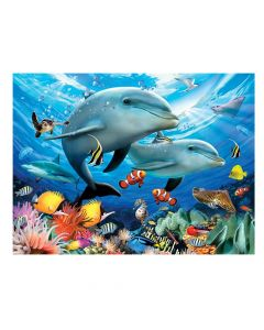 500 piece Puzzle - Beneath The Waves