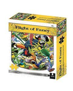 500 piece Puzzle - Flight of Fancy - save 20%