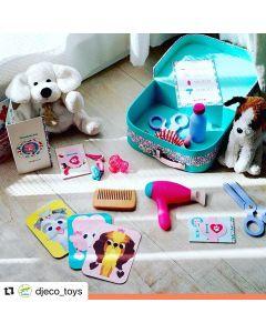 Djeco Pet Grooming Parlour - SAVE 25%
