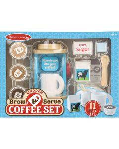 Melissa and Doug - Brew & Serve Coffee Set