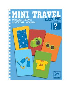 Mini Travel - Katupri Memory Game