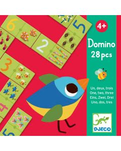 Djeco Dominoes - One, Two, Three