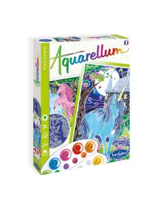 Aquarellum Fluorescent Unicorns