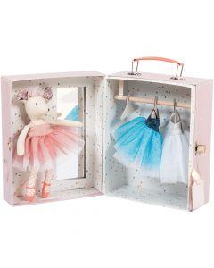 Ballerina Mouse and Wardrobe - Il Etait Une Fois
