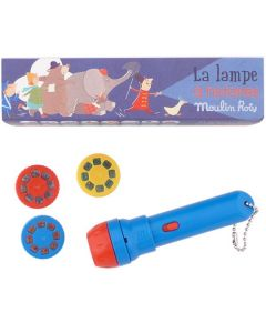 Moulin Roty Storytelling Torch | La lamp Histoires