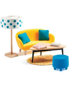 Djeco Petit Home - The Living Room